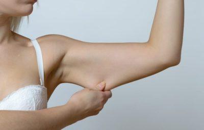 lifting braccia e lifting cosce